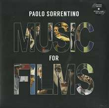 Filmmusik: Music For Films (Limited-Numbered-Edition), 2 LPs