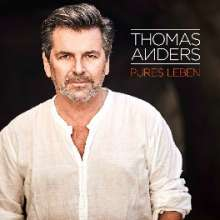 Thomas Anders: Pures Leben (Limited-Edition) (signiert) (45 RPM), 2 LPs und 1 CD