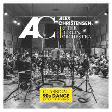 Alex Christensen & The Berlin Orchestra: Classical 90s Dance (Limited-Extended-Edition), CD