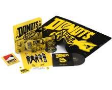 "Donots: Lauter als Bomben (Limited-Fan-Box), 1 CD, 1 DVD, 1 Single 7"" und 1 Merchandise"