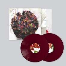 Teebs: Ardour (10th Anniversary) (Limited Edition) (Dark Pink Vinyl), 2 LPs