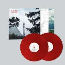 Bonobo (Simon Green): Black Sands (10th Anniversary) (Limited Edition) (Red Vinyl), 2 LPs