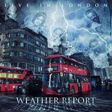 Weather Report: Live In London, CD