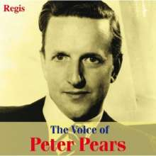 Peter Pears - The Voice of Peter Pears, CD