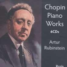 Frederic Chopin (1810-1849): Klavierwerke, 6 CDs