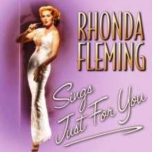 Rhonda Fleming: Rhonda Fleming Sings Just For, CD