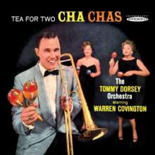 Tommy Dorsey (1905-1956): Tea For Two Cha Chas, CD