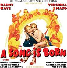 Filmmusik: A Song Is Born (DT: Die tollkühne Rettung der Gangsterbraut Honey Swanson), CD