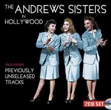 Andrews Sisters: In Hollywood, CD