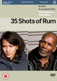 35 Shots of Rum (2008) (UK Import), DVD