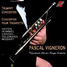 Pascal Vigneron - Trumpet Concertos, CD