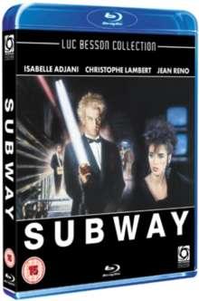 Subway (1985) (Blu-ray) (UK Import), Blu-ray Disc
