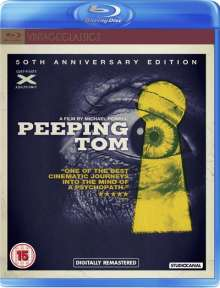 Peeping Tom (1960) (Blu-ray) (UK Import), Blu-ray Disc