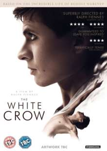 The White Crow (2018) (UK Import), DVD