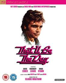 That'll Be The Day (1973) (Blu-ray) (UK Import), Blu-ray Disc