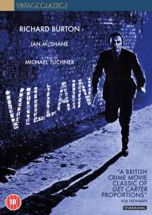 Villain (1971) (UK Import), DVD