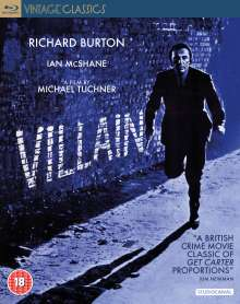 Villain (1971) (Blu-ray) (UK Import), Blu-ray Disc