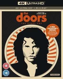 The Doors (1991) (Final Cut) (UK Import), 1 Ultra HD Blu-ray und 3 Blu-ray Discs