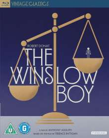 The Winslow Boy (1948) (Blu-ray) (UK Import), Blu-ray Disc