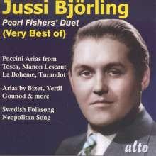 Jussi Björling - Pearl Fisher's Duet (Very Best of), CD