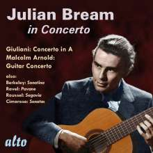 Julian Bream in Concerto, CD
