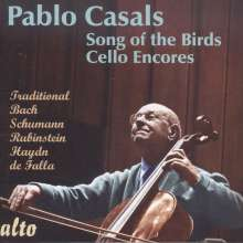 Pablo Casals - Song of the Birds, CD