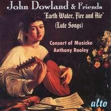 Consort of Musicke - John Dowland & Friends, CD