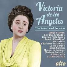 Victoria de los Angeles - Sweetheart Soprano, CD
