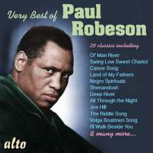 Paul Robeson - The Very Best of Paul Robeson, CD