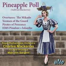 Arthur Sullivan (1842-1900): Pineapple Poll, CD