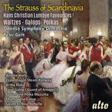Hans Christian Lumbye (1810-1874): The Strauss of Scandinavia - The Best of Hans Christian Lumbye, CD
