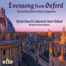 Christ Church Cathedral Choir - Evensong from Oxford, CD