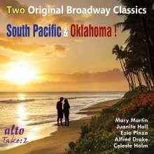 Musical: South Pacific / Oklahoma, CD