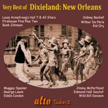 Very Best Of Dixieland: New Orleans, CD
