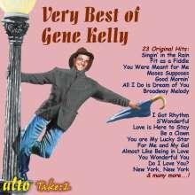 Filmmusik: The Very Best of Gene Kelly, CD