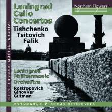 Leningrad Cello Concertos, CD