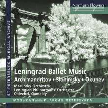 Leningrad Ballet Music, CD