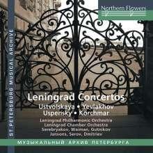 Leningrad Concertos, CD