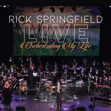 Rick Springfield: Orchestrating My Life (Live), CD