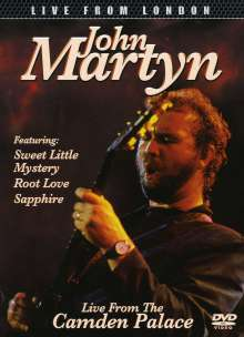 John Martyn: Live From The Camden Palace, DVD