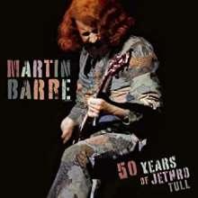 Martin Barre: 50 Years Of Jethro Tull, 2 CDs