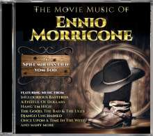 Filmmusik: The Movie Music Of Ennio Morricone, CD