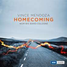 Vince Mendoza (geb. 1961): Homecoming: Live 2014, CD