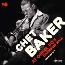 Chet Baker (1929-1988): At Onkel Pö's Carnegie Hall Hamburg 1979, 2 CDs