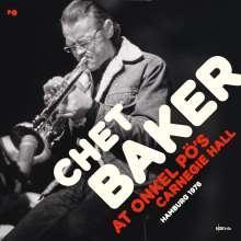Chet Baker (1929-1988): At Onkel Pö's Carnegie Hall Hamburg '79 (180g), 2 LPs