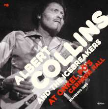 Albert Collins: At Onkel Pö's Carnegie Hall Hamburg '80 (180g), 3 LPs
