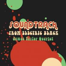 James Taylor Quartet (JTQ): Soundtrack From Electric Black, LP