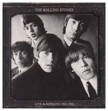 The Rolling Stones: Live & Sessions 1963 - 1966, 6 CDs