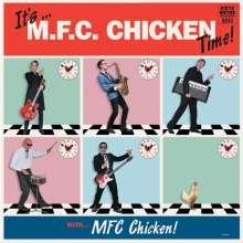 MFC Chicken: It's MFC Chicken Time!, CD