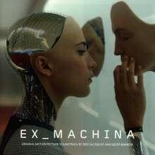 Geoff Barrow & Ben Salisbury: Filmmusik: Ex Machina, 2 CDs